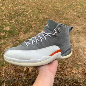 Jordan Retro 12 Cool Greys